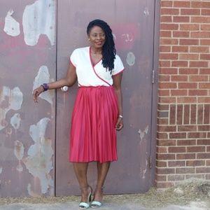 Dresses & Skirts - Vintage Dress best fit size 8-10